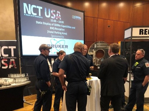 Hotzone Solutions Group was participating at the NCT USA Event in Washington DC